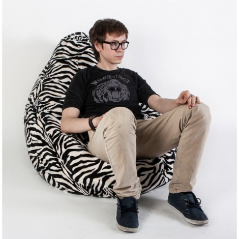 Кресло груша XXL Лео 2
