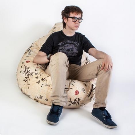 Кресло груша XXL Бамбук