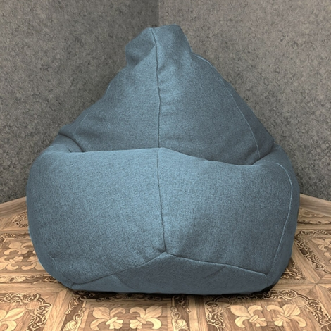 Кресло мешок груша XXL Рогожка Infinity Niagara