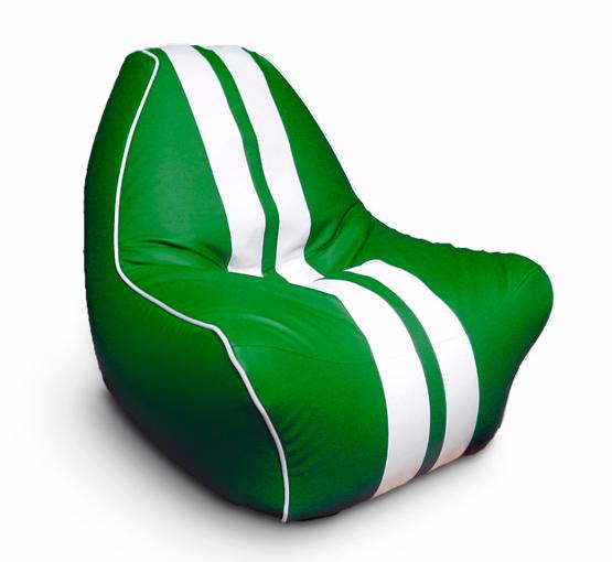 """Кресло мешок """"Ферарри"""" зеленое"""
