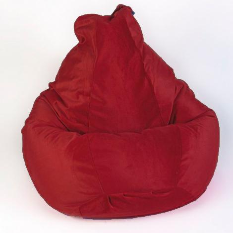 Кресло мешок груша XXL Hawai Red