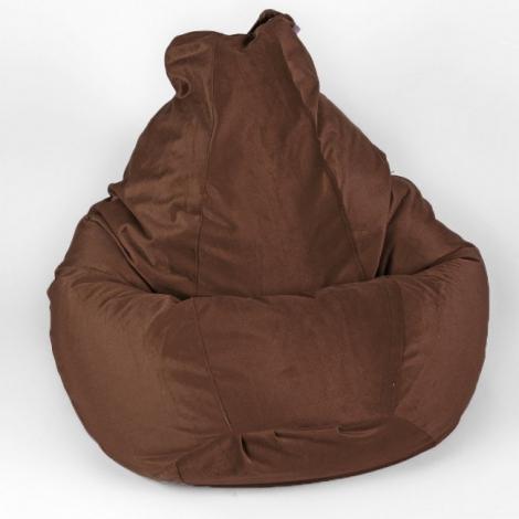 Кресло мешок груша XXL Energy Chocolat