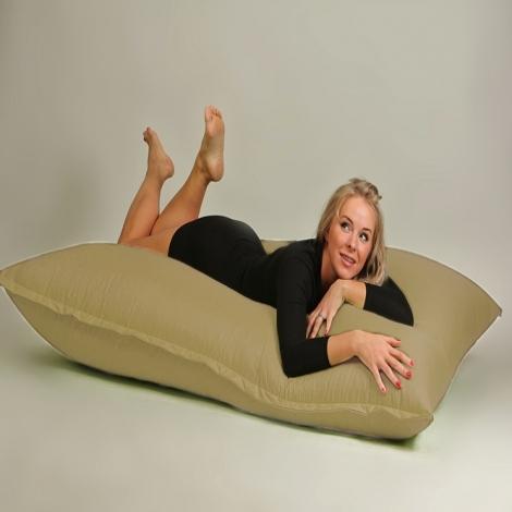 Бескаркасная мебель - мат бежевый