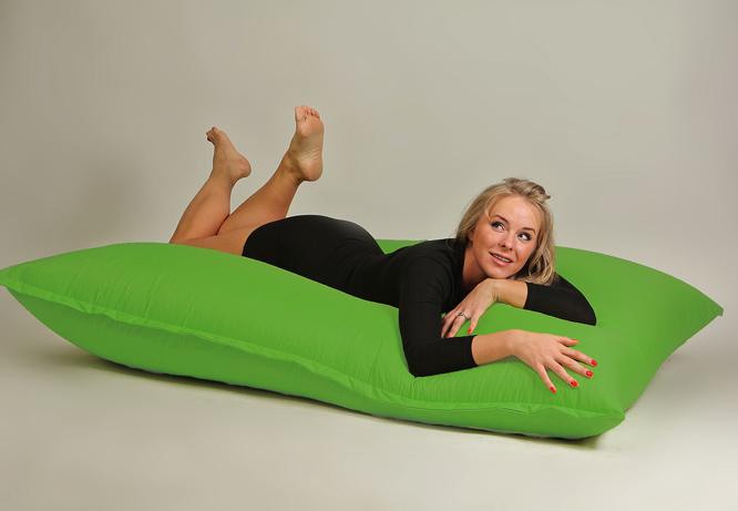 Бескаркасная мебель - мат салатовый
