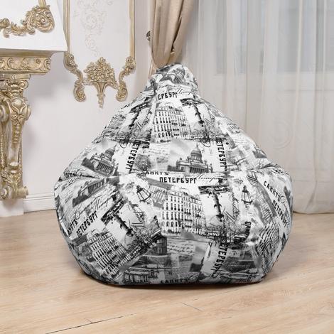 Кресло мешок Груша XXL Петербург 1