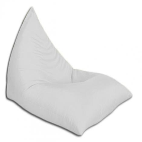 """Кресло мешок """"Пирамида"""" Белое"""