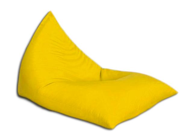 "Кресло мешок ""Пирамида"" Желтое"