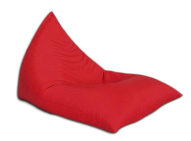 """Кресло мешок """"Пирамида"""" Красное"""