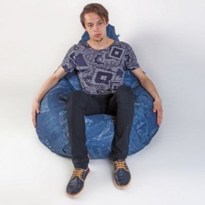 Кресло груша XXL Дэним 3