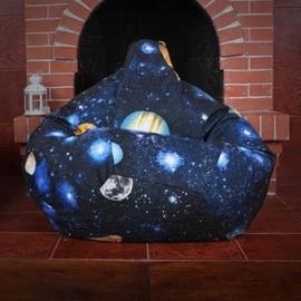 Кресло груша XXL Космос