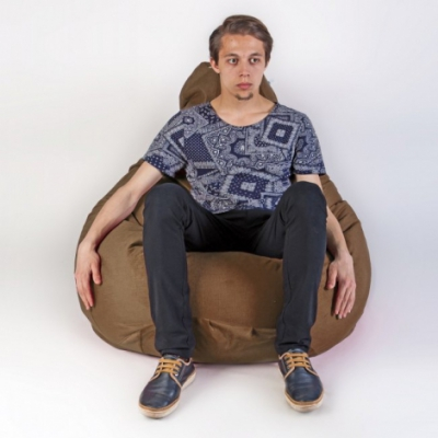 Кресло мешок груша XXL Energy Desert