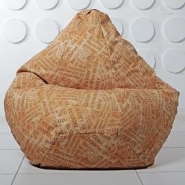 "Кресло мешок Груша XXL ""Gothik 3"""