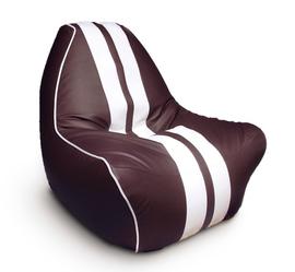 """Кресло мешок """"Ферарри"""" коричневое"""