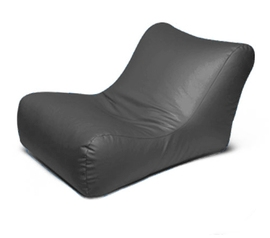 """Кресло мешок """"Лежак"""" Серое"""