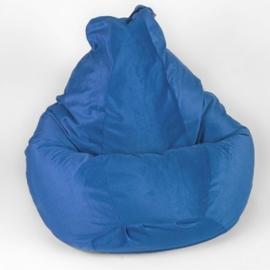 Кресло мешок груша XXL Energy Blue
