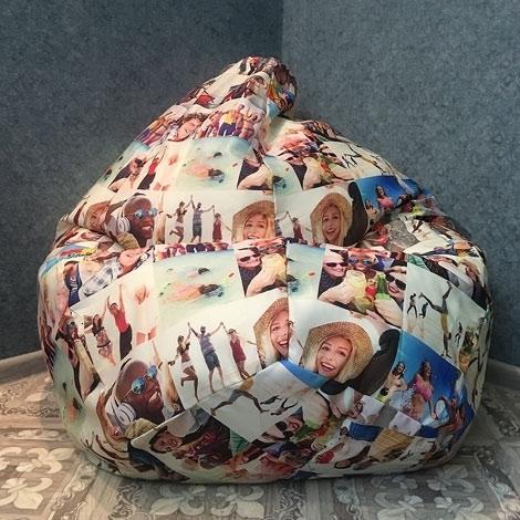 Кресло мешок Груша XXL Фотошоп