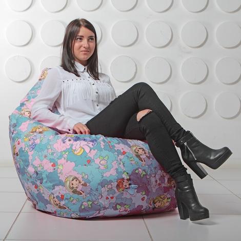"""Кресло мешок Груша XXL """"Pony 01"""""""