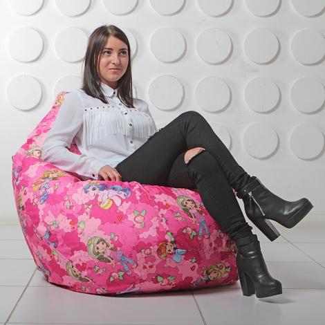 """Кресло мешок Груша XXL """"Pony 03"""""""