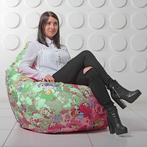 """Кресло мешок Груша XXL """"Pony 05"""""""