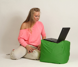 """Кресло мешок """"Пуфик"""" Зеленый"""