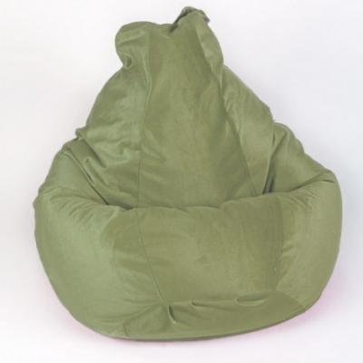 Кресло мешок груша XXL светло-зеленый Распродажа