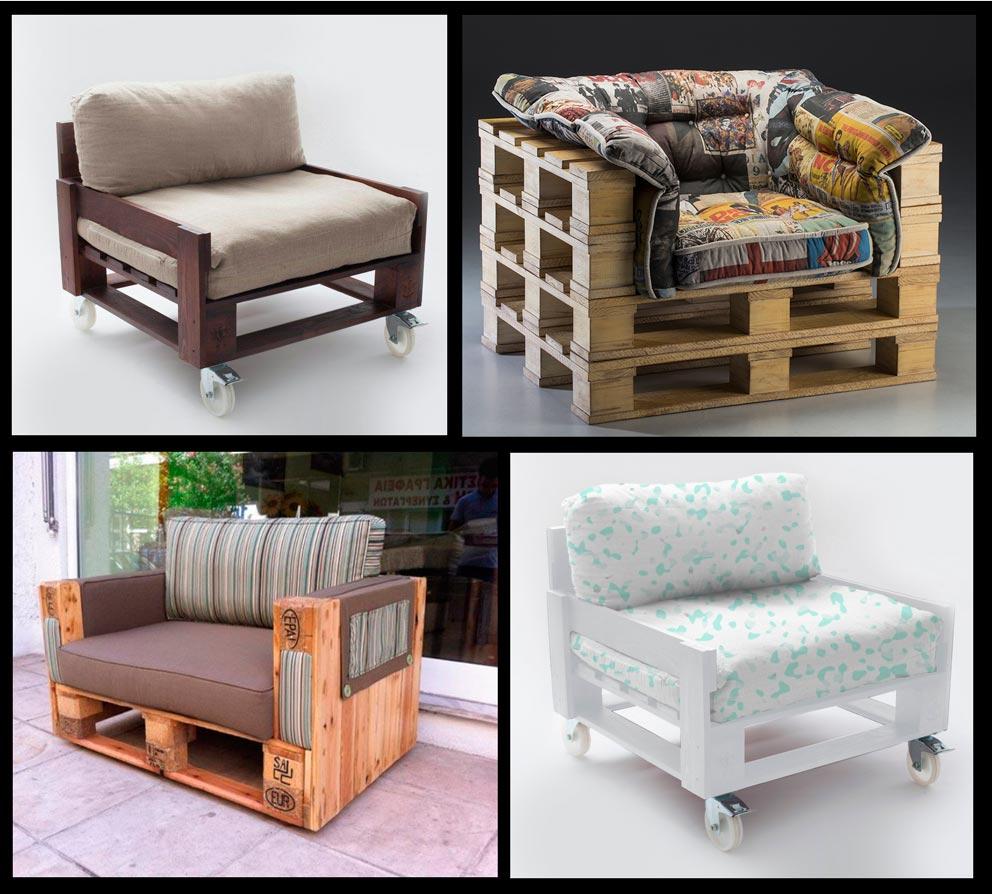 Изготовление мебели из паллет своими руками 89
